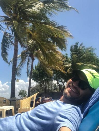 Tanzania Mbezi Beach relax