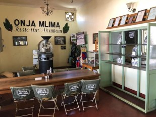 Tanzania Moshi union cafe kawa