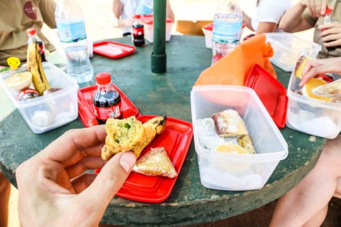 Tanzania PN Tarangire lunch