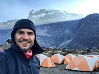 Tanzania trekking Kilimananjaro baranco