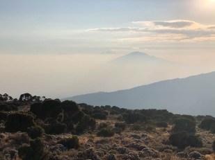 Trekking Kili meru peak