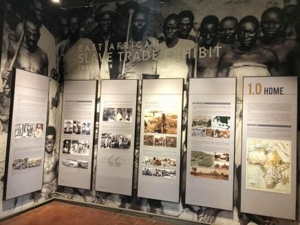 Zanzibar muzeum niewolnictwa