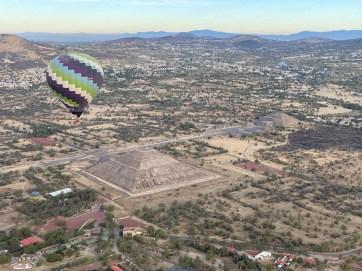 Balony Teotihuacan 6