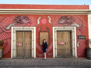 Oaxaca murale 2