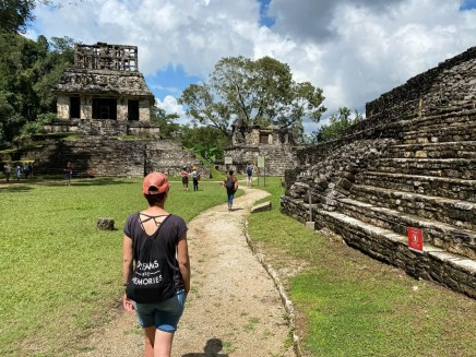 Palenque ruiny 7