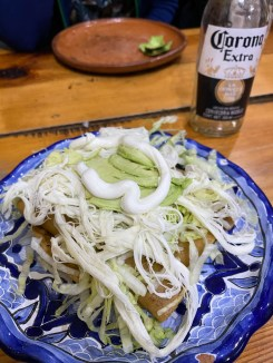 Puabla echiladas