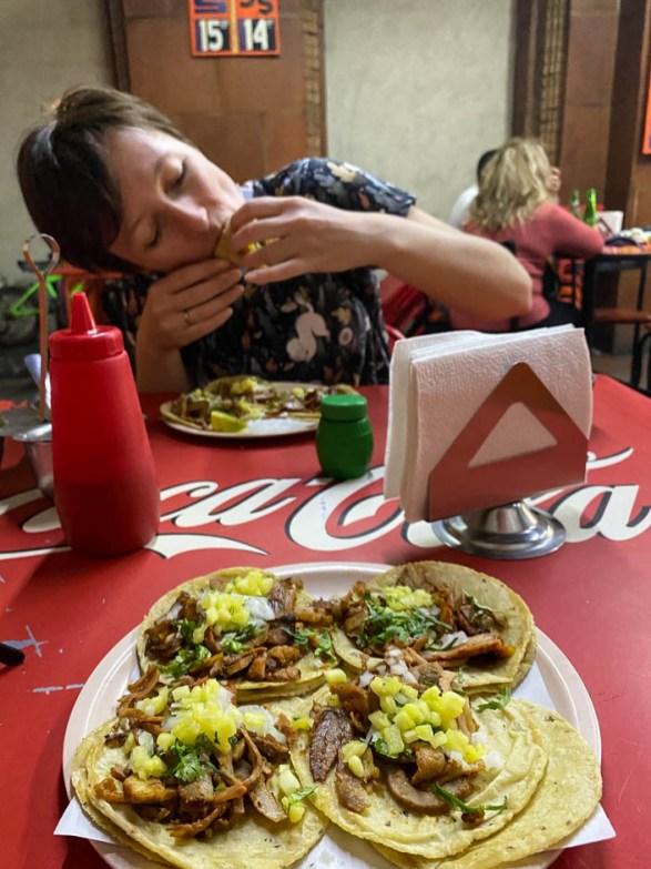 Puabla tacosy