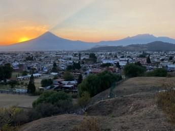 Puabla wulkany