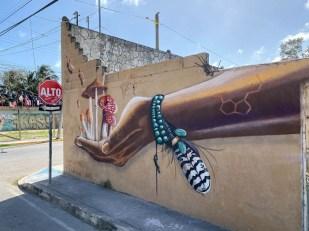 Tulum murale 5