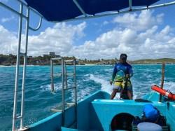 Tulum rejs łódką na snorkeling