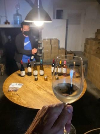 Degustacja wina Azory