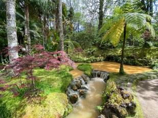 Park Terra Nostra Azory