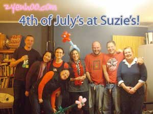 4th of July's at Suzie's