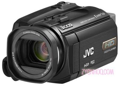 High Definition Hard Disk Drive Videocamera (JVC)