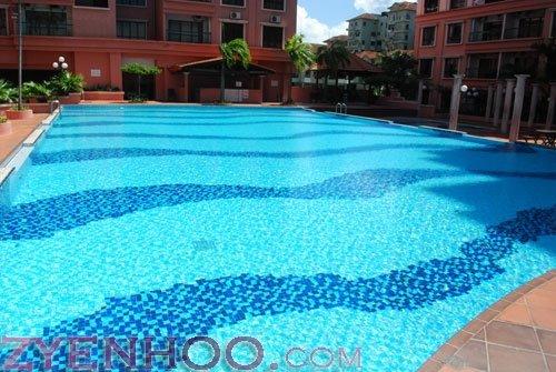 Swimming Pool at Marina Court