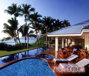 House by the beach