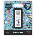 PEN DRIVE FIG.32GB BE BIKE TEC4005-32