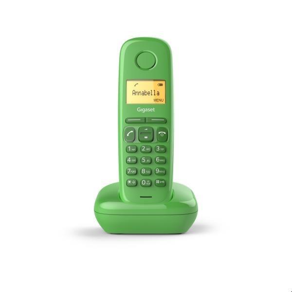 TELEFONO SIEMENS GIGASET A170 VERDE