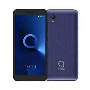 TELEFONO MOVIL ALCATEL 1 2019 BLUIS BLACK 5″-QC1.5-1GB-8GB