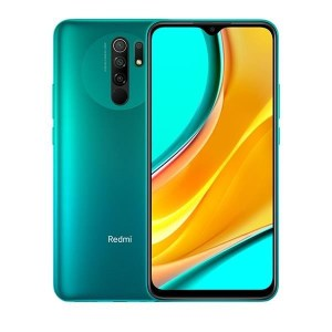 TELEFONO MOVIL XIAOMI REDMI 9 VERDE NFC 6.53″-OC2.0-3GB-32GB
