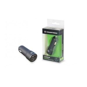 CARGADOR DE COCHE CONCEPTRONIC PD USB-C+USB 36W NE