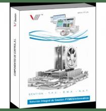 SOFTWARE V3+TPV+SAT+RMA LICENCIA ELECTRO 5 USUARIO