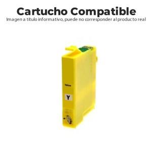 CARTUCHO COMPATIBLE CON BROTHER MFCJ4510DW AMARILLO