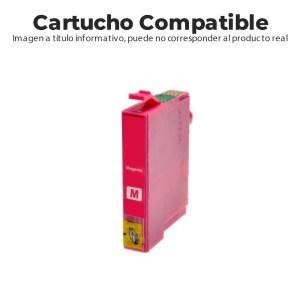 CARTUCHO COMPATIBLE CON EPSON T26 MAGENTA XP 600 605