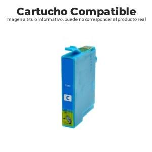 CARTUCHO COMPATIBLE CON EPSON T26 XP CIAN 600 605 700