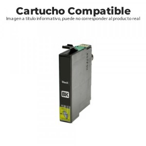 CARTUCHO COMPATIBLE BROTHER MFCJ44SS NEGRO