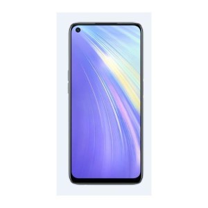 "TELEFONO MOVIL REALME 6 COMET WHITE 6.5""-OC2.0-4GB-64GB"