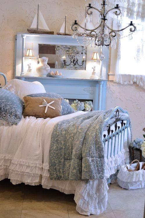 Modern Romantic Bedroom Designs: 40 Modern Romantic Coastal Bedroom Decoration Ideas