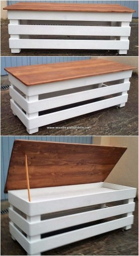 Astonishing Diy Pallet Projects Ideas To Try Right Now24