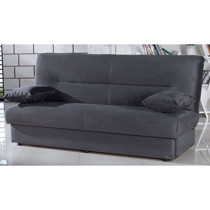 canape convertible clic clac tissu clic clac moderne promotion chez zymahome fr