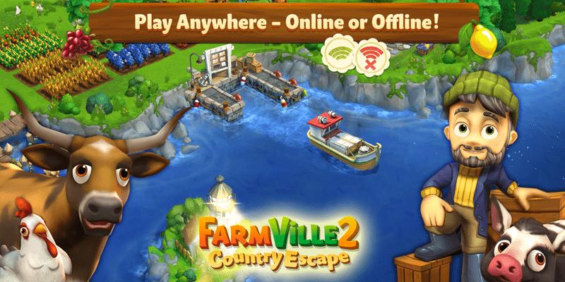 Zynga Farmville 2 Zynga
