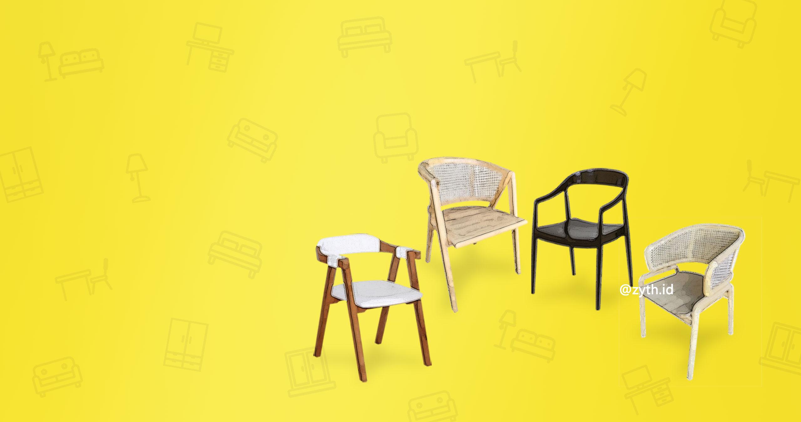 Toko Furniture Cafe Menjual Kursi Makan dan Meja Makan