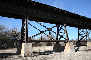 Bridge Footings