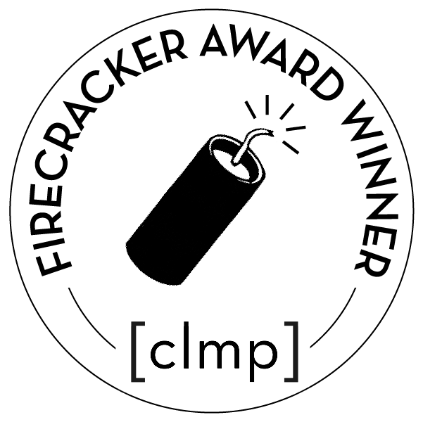 CLMP Firecracker Award Winner