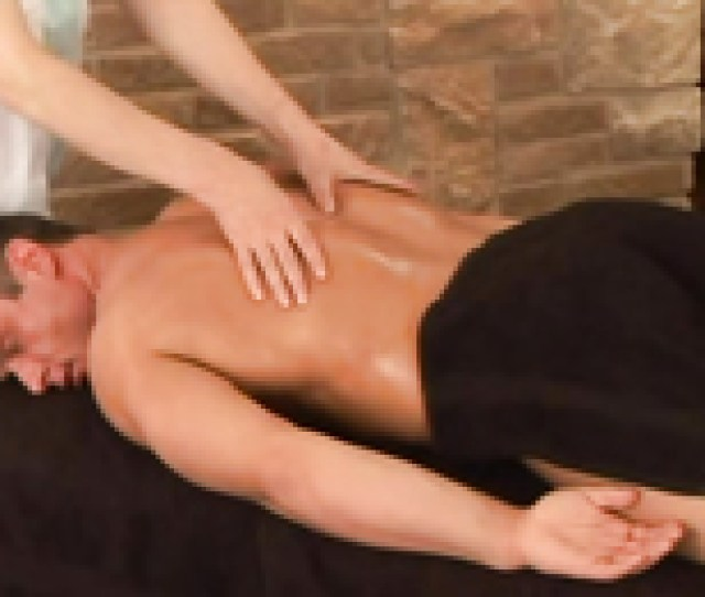Good Oiled Man Is Getting A Very Sensual Massage By Friend