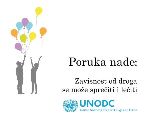 Zavisnost od droga se može sprečiti i lečiti