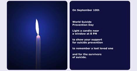 Međunarodni dan prevencije samoubistava