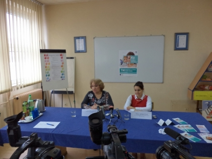 Konferencija za medije - Evropska nedelja prevencije raka grlića materice