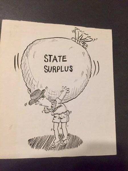 State Surplus