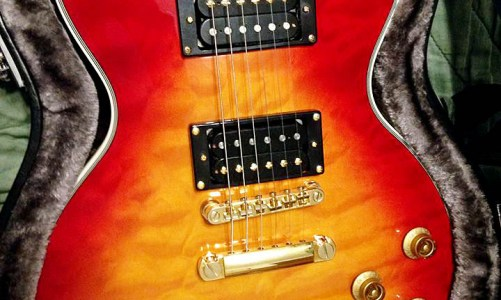 Epiphone Prophecy GX Les Paul