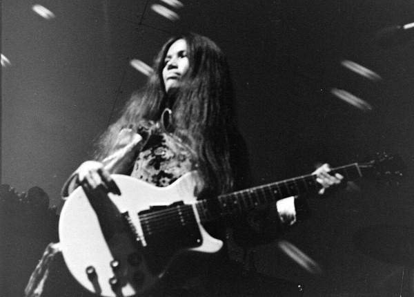 June Millington Fanny 1970s B by Linda Wolf