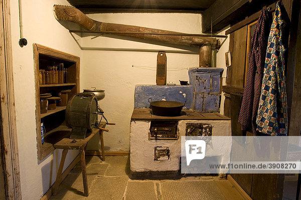 Bayern, Deutschland, Europa iblrob01438414, Freilichtmuseum in