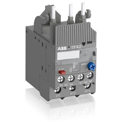 Thermal overload relays  3pole contactors and overload relays for motor starting (Motor