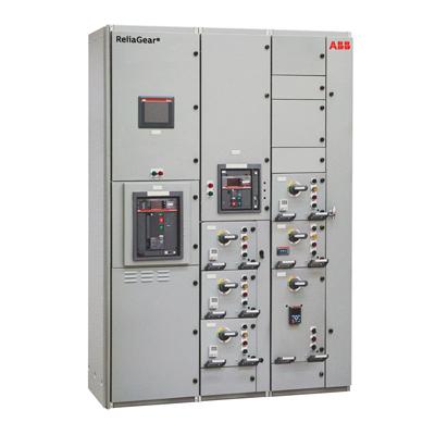SafeGear/ReliaGear LV MCC - Low voltage switchgear | ABB