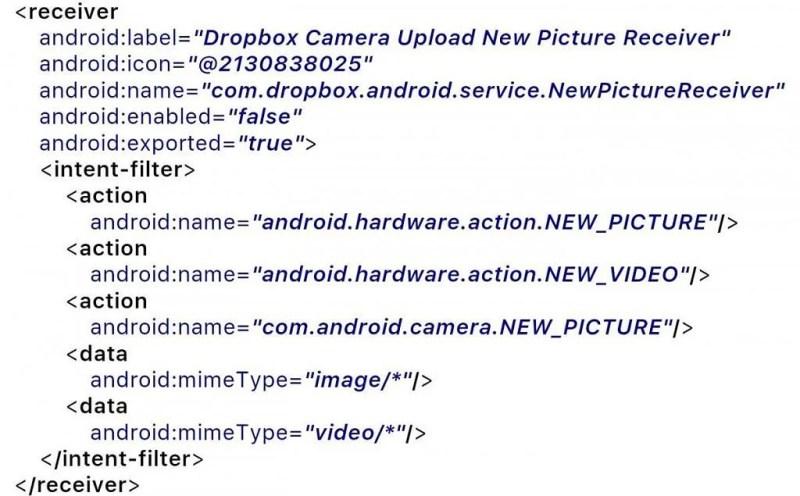 Dropbox Picture Receiver