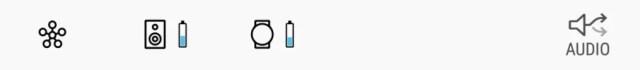 Samsung Bluetooth Battery Level Indicator